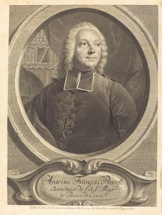 Antoine-François Prévost