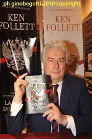 Complete list of ken follett books