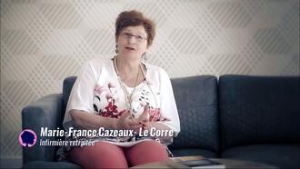 Marie-France CAZEAUX-LE CORRE