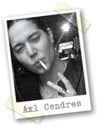 Axl Cendres