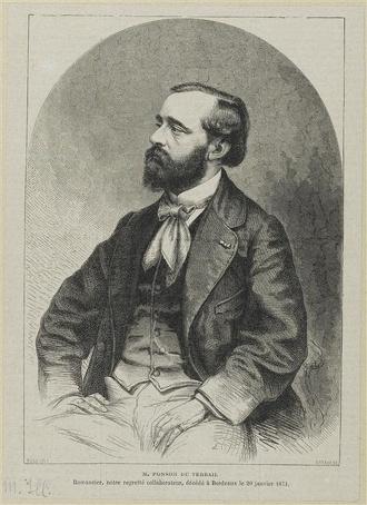 Pierre-Alexis De Ponson du Terrail