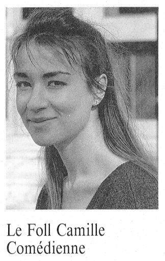 Camille Le Foll Livres Biographie Extraits Et Photos Booknode