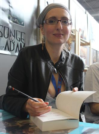 Magali Villeneuve