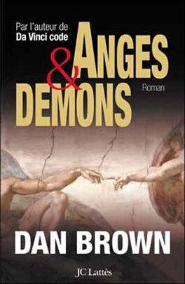 Couverture du livre : Anges et démons