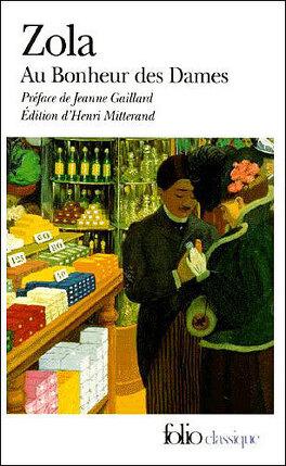 Couverture du livre : Au Bonheur des Dames