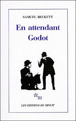 Couverture du livre : En attendant Godot