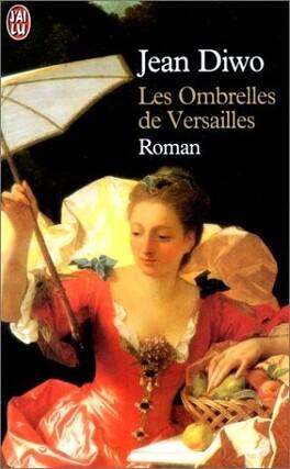 Couverture du livre : Les Ombrelles de Versailles