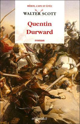 Couverture du livre : Quentin Durward