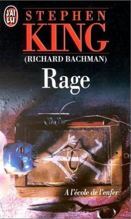 Couverture du livre : Rage