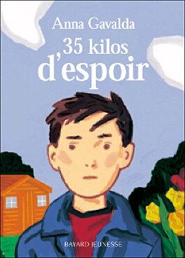 Couverture du livre : 35 kilos d'espoir