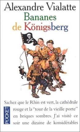 Couverture du livre : Bananes de Königsberg