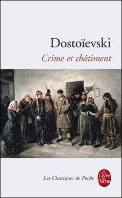 Couverture du livre : Crime et châtiment