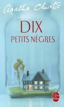 Couverture du livre : Dix petits nègres