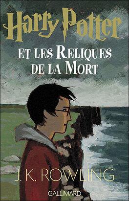 Couverture du livre : Harry Potter, Tome 7 : Harry Potter et les Reliques de la mort