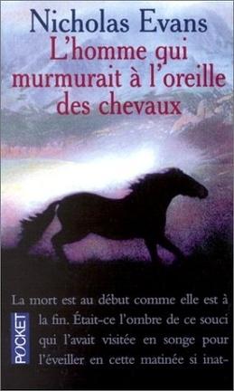 Couverture du livre : L'homme qui murmurait à l'oreille des chevaux