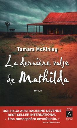 Couverture du livre : La Dernière Valse de Mathilda