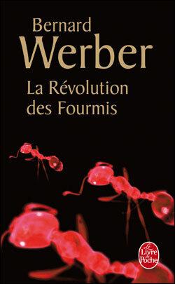 Couverture du livre : La Révolution des fourmis