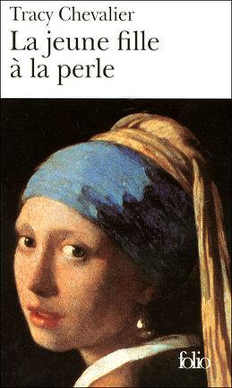 Couverture du livre : La Jeune Fille à la perle