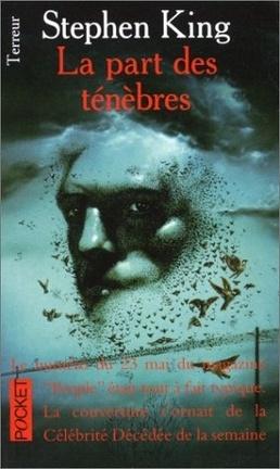 Couverture du livre : La Part des Ténèbres