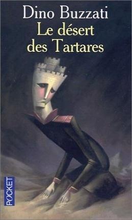 Couverture du livre : Le Désert des Tartares