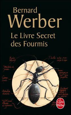 Couverture du livre : Le Livre secret des fourmis