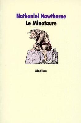 Couverture du livre : Le minotaure