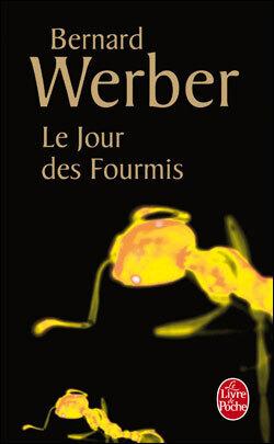 Couverture du livre : Le Jour des fourmis