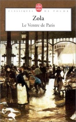 Couverture du livre : Le Ventre de Paris
