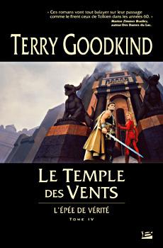 Couverture du livre : L'Épée de Vérité, Tome 4 : Le Temple des vents
