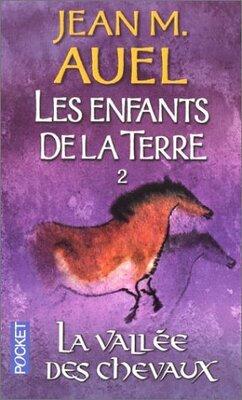 Couverture de Les Enfants de la Terre, Tome 2 : La Vallée des chevaux
