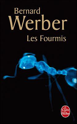 Couverture du livre : Les Fourmis