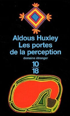 Couverture de Les Portes de la perception