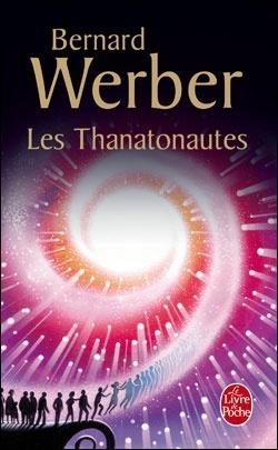 Couverture du livre : Les Thanatonautes