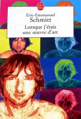 Couverture du livre : Lorsque j'étais une œuvre d'art