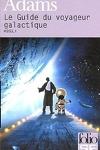 couverture H2G2, tome 1 : Le Guide du voyageur galactique