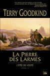 couverture L'Épée de Vérité, tome 2 : La Pierre des Larmes