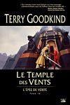 couverture L'Épée de Vérité, tome 4 : Le Temple des Vents