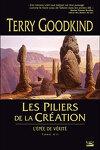 couverture L'Épée de Vérité, tome 7 : Les Piliers de la Création