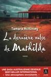 couverture La Dernière Valse de Mathilda