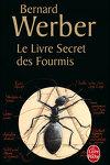 couverture Le Livre secret des fourmis