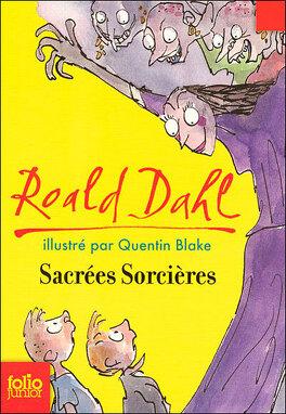 Couverture du livre : Sacrées sorcières