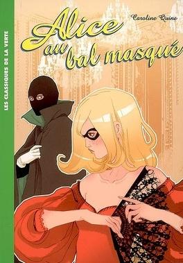 Couverture du livre : Alice au bal masqué