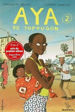 Couverture du livre : Aya de Yopougon, tome 2