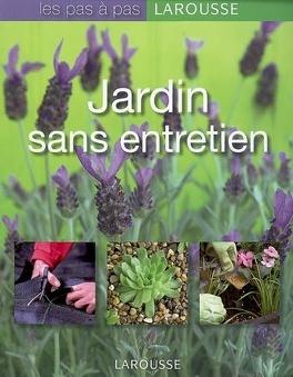 Couverture du livre : Jardin sans entretien