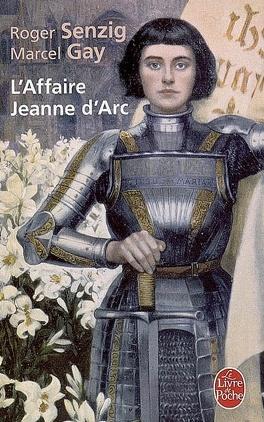 Couverture du livre : L'affaire Jeanne d'Arc