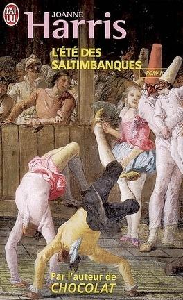 Couverture du livre : L'Été des saltimbanques