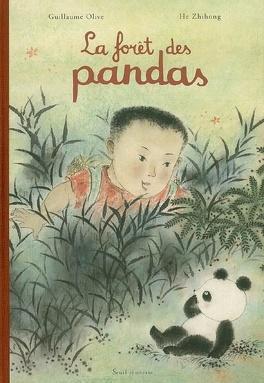 Couverture du livre : La forêt des pandas