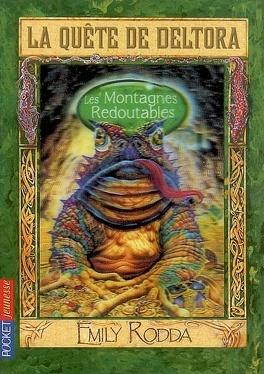 Couverture du livre : La quête de Deltora : Volume 5, Les Montagnes Redoutables