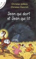 Les P'tites Poules : Jean qui dort et Jean qui lit