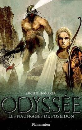 Couverture du livre : Odyssée, tome 2 : Les naufragés de Poséidon